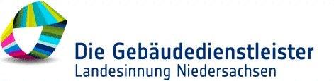 Logo der Landesinnung der Gebäudereiniger Niedersachsen